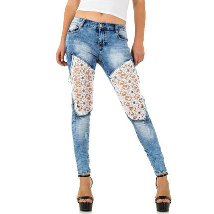 Damen Jeans von Original Denim - L.blue