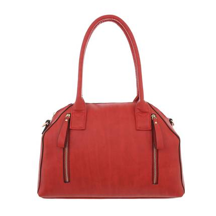 Damen Handtasche-red