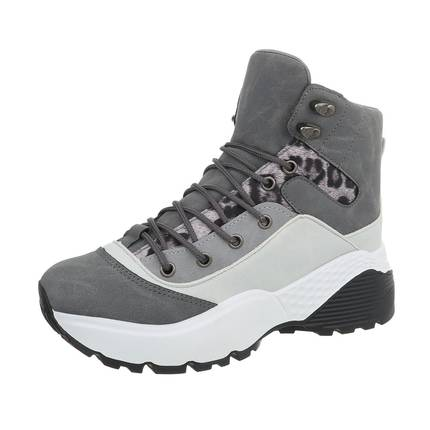 Damen Sneakers high - grey
