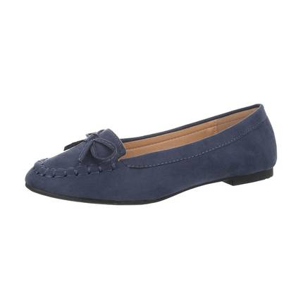 Damen Slipper - blue