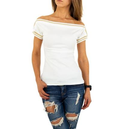 Damen Shirt von Emma&Ashley Design - white