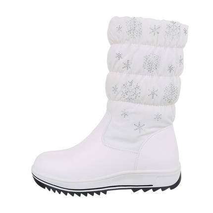 Kinder Stiefel - white