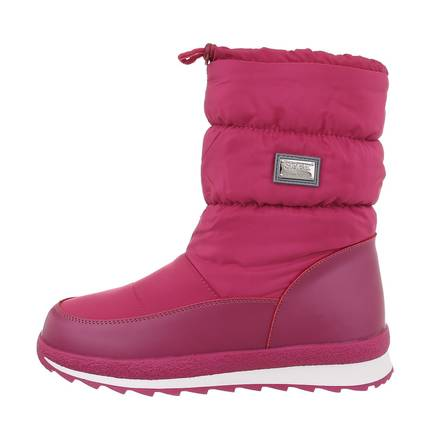 Kinder Stiefel - purplered