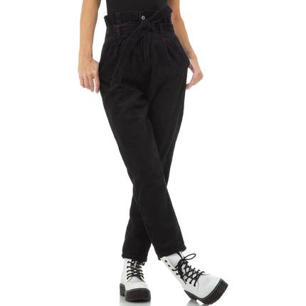 Damen Hose von See See Denim - black
