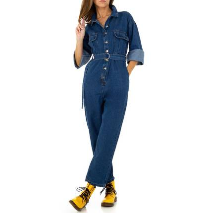 Damen Overall von See See Denim - blue