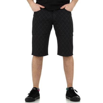 Herren Shorts von Toll Jeans - black