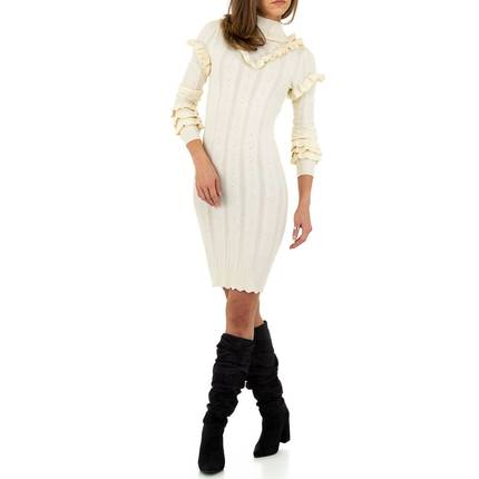 Damen Kleid von Emma&Ashley Design - white