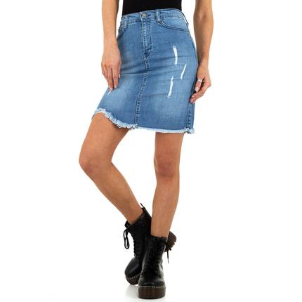 Damen Rock von Daysie Jeans - blue