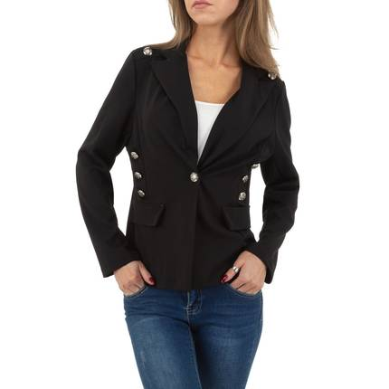 Damen Jacke von SHK Paris Gr. One Size - black