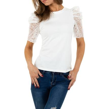 Damen Shirt von SHK Paris - white