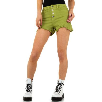 Damen Shorts von Daysie Jeans - green