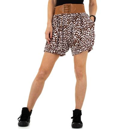 Damen Shorts von Metrofive - brown