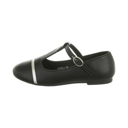 Kinder Ballerinas - blacksilver