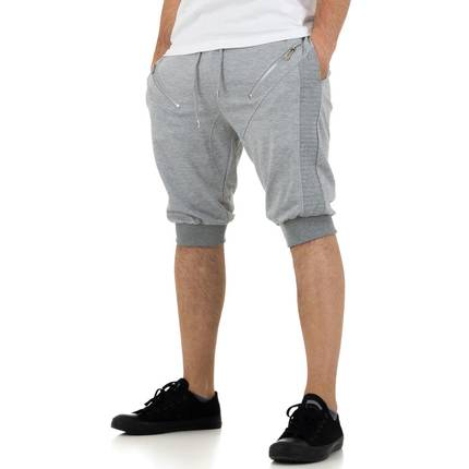 Herren Shorts von Nature - L.grey