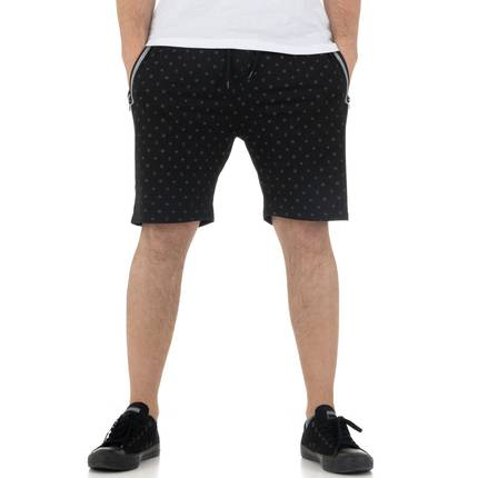 Herren Shorts von Nature - black