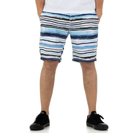 Herren Shorts von Nature - blue