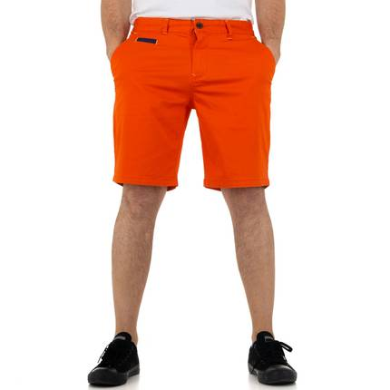 Herren Shorts von Nature - red
