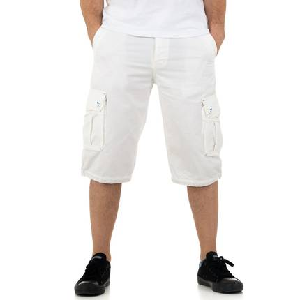 Herren Shorts von Nature - thewhite