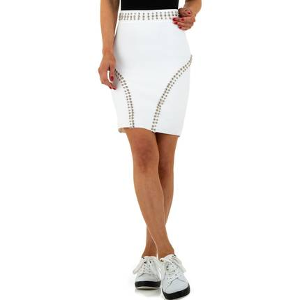 Damen Rock von Drole de Copine - white