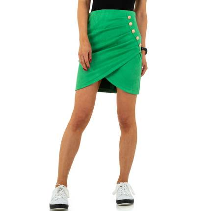 Damen Rock von Drole de Copine - green