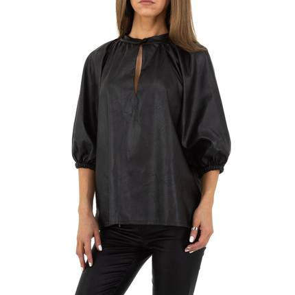 Damen Bluse von JCL Gr. One Size - black