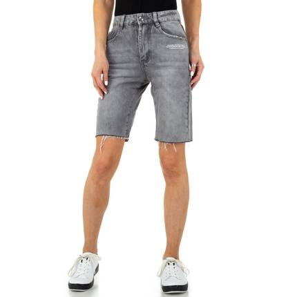 Damen Shorts von Laulia - grey