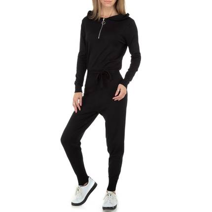 Damen Overall von Emma&Ashley Design - black