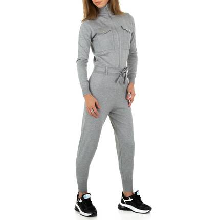 Damen Overall von Emma&Ashley Design - grey