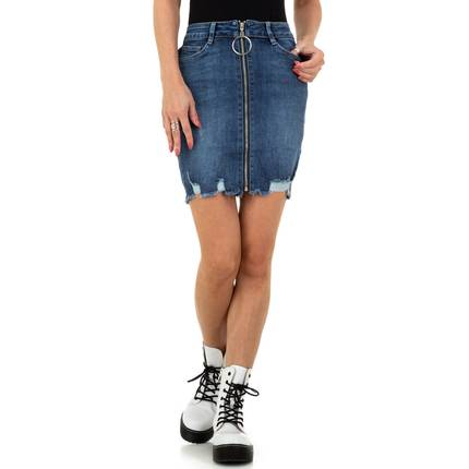 Damen Rock von Redial Denim Paris - blue