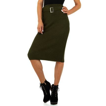 Damen Rock von Drole de Copine Gr. One Size - green